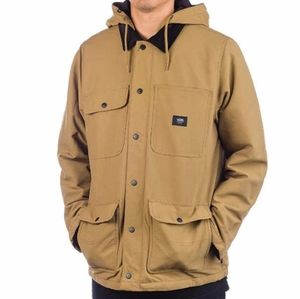 Vans Work / Skateboard Jacket Mens XL Tan